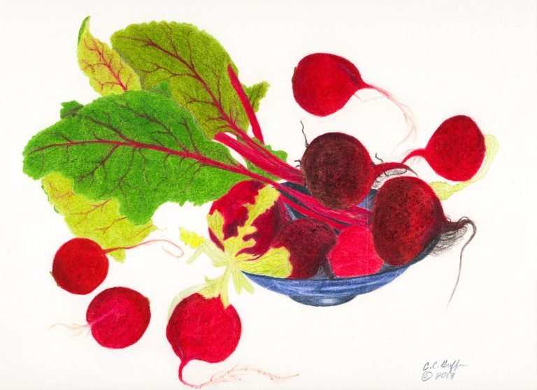 """Beets and Radishes"""