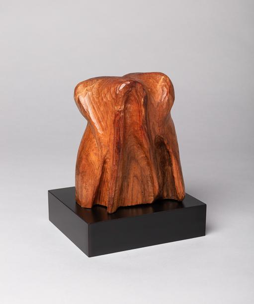 """""""Passages"""" wood sculpture"""