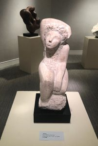"Lorrie Goulet's sculpture ""Nimbi"""