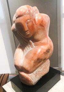 """Lorrie Goulet's sculpture """"Capriccio (Summer)"""""""