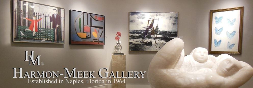 Carol Griffin is Featured in the Harmon-Meek Gallery