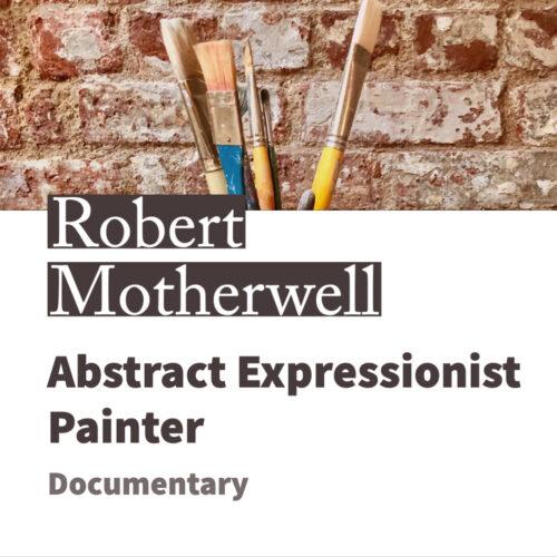 Robert Motherwell Post Announcement